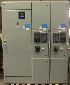 Have a hard time finding a motor control center that has for Eaton motor control center